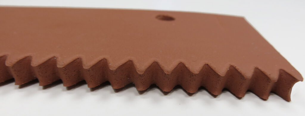 2900SE Line – Red Non-Marking EPDM Refill Blade for the 2100SE Line