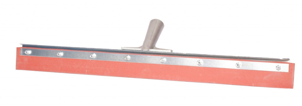 02100 Line – Red Non-Marking Squeegee