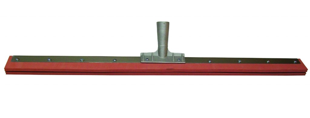 03700 Line – Red Double Foam Rubber Squeegee