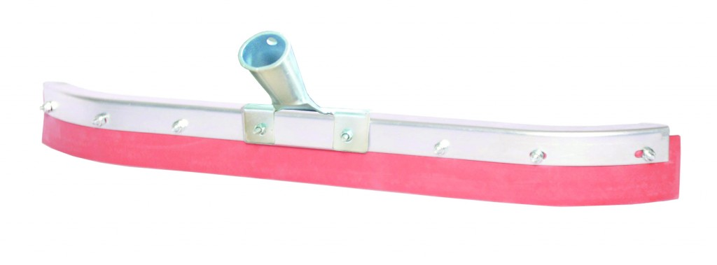 02100C Line – Red Non-Marking Squeegee