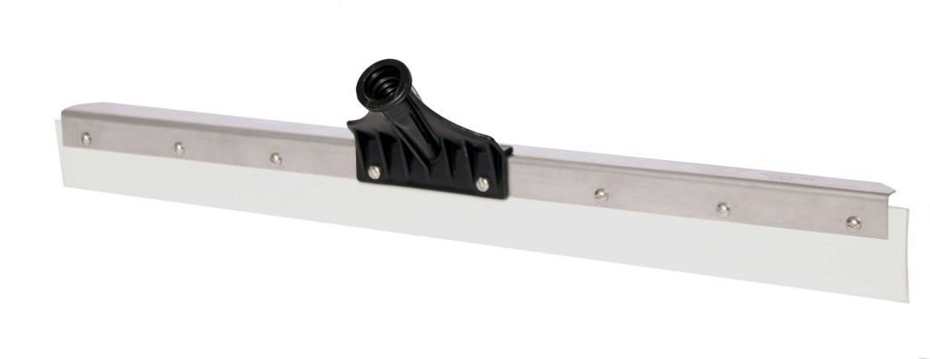 "2400 ""Select"" Line – White Nitrile Squeegee"