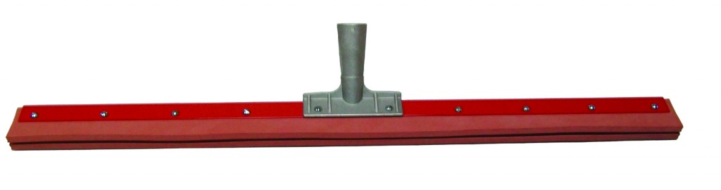 3700 Line – Red Double Foam Rubber Squeegee