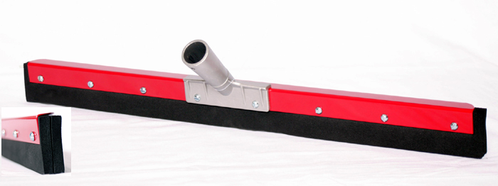 700 Line – Black Double Foam Rubber Squeegee