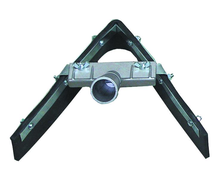 HSV-9 Line – Push/Pull V-Shaped Crack Filler Squeegee