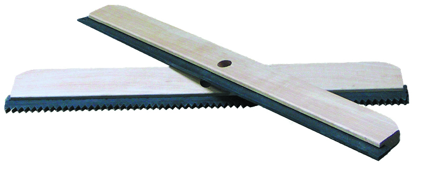 1700SE Line – Wood Block Squeegee