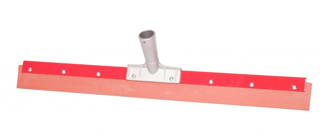 2100 Line – Red Non-Marking Squeegee